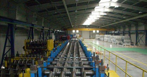 В Подмосковье запущено новое производство несущего профлиста
