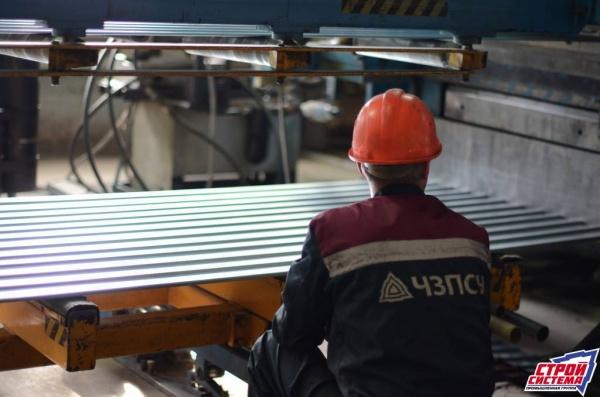 ЧЗПСН-Профнастил отгружает продукцию Сургутнефтегазу