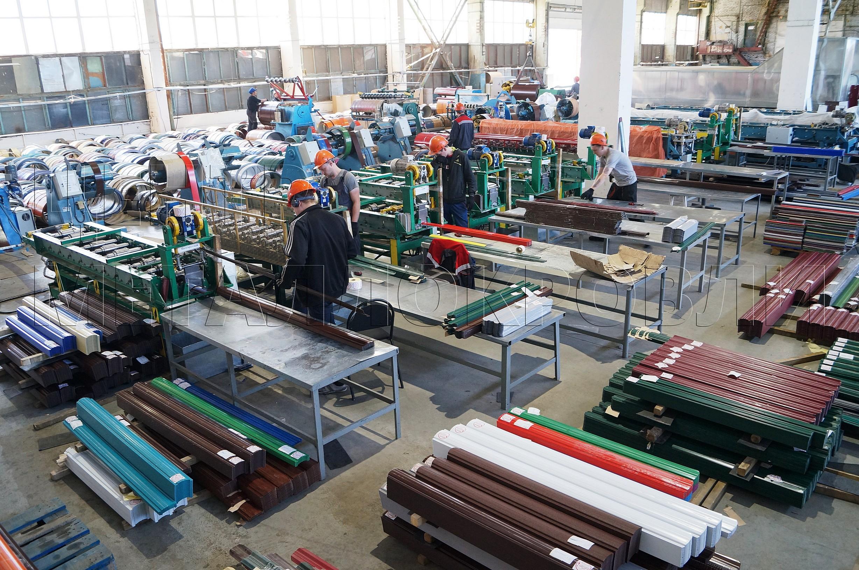 Производство Центр Металлокровли заказы-1